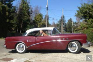 1953 Buick Century 2 Door Hardtop photo