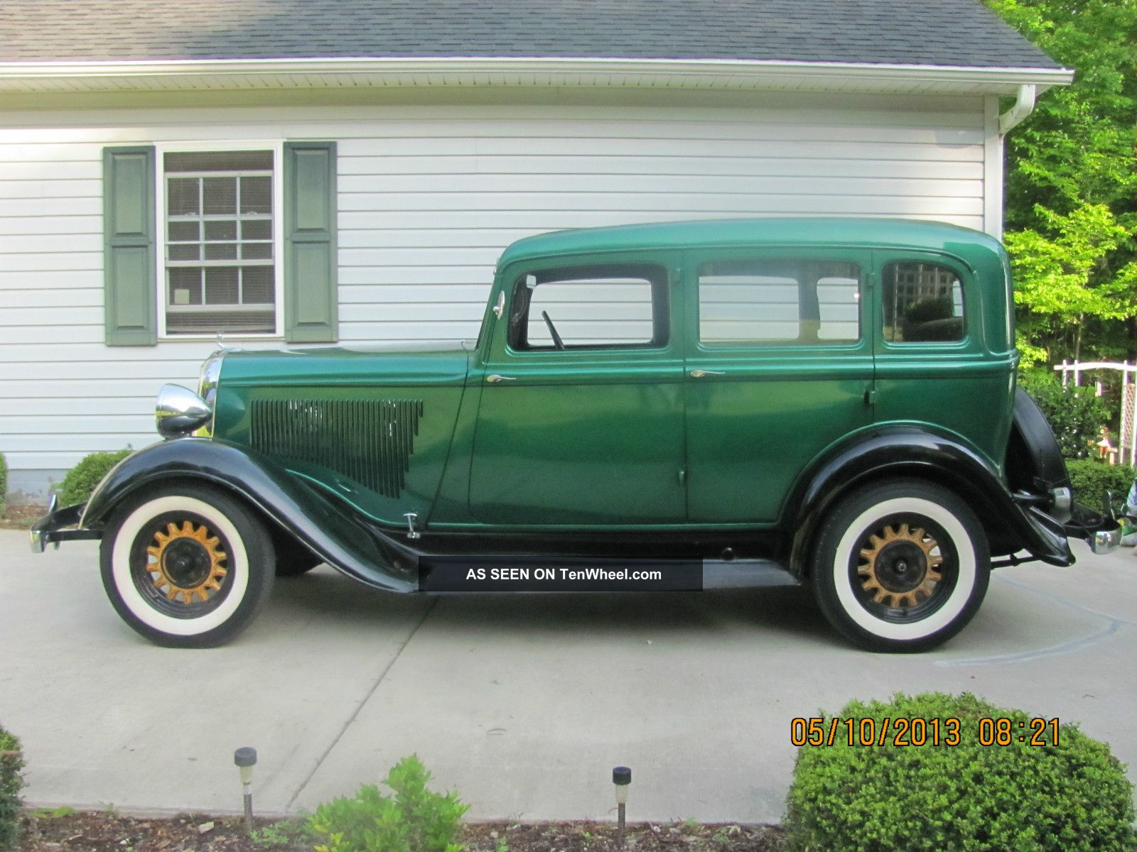 1933 plymouth pd four door for 1933 plymouth 4 door