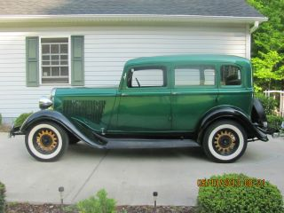 1933 Plymouth Pd Four Door photo