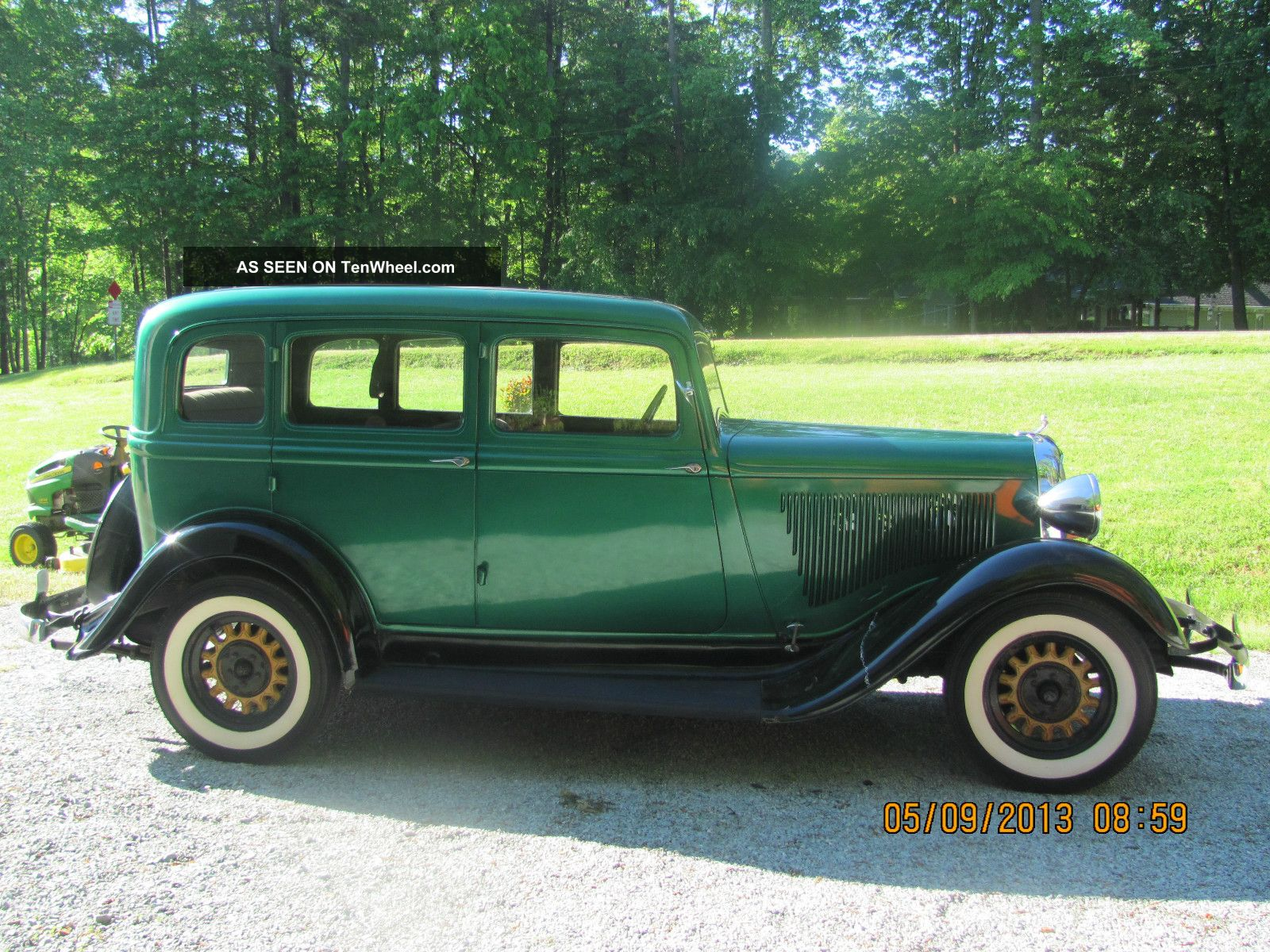 1933 plymouth pd four door for 1933 dodge 4 door
