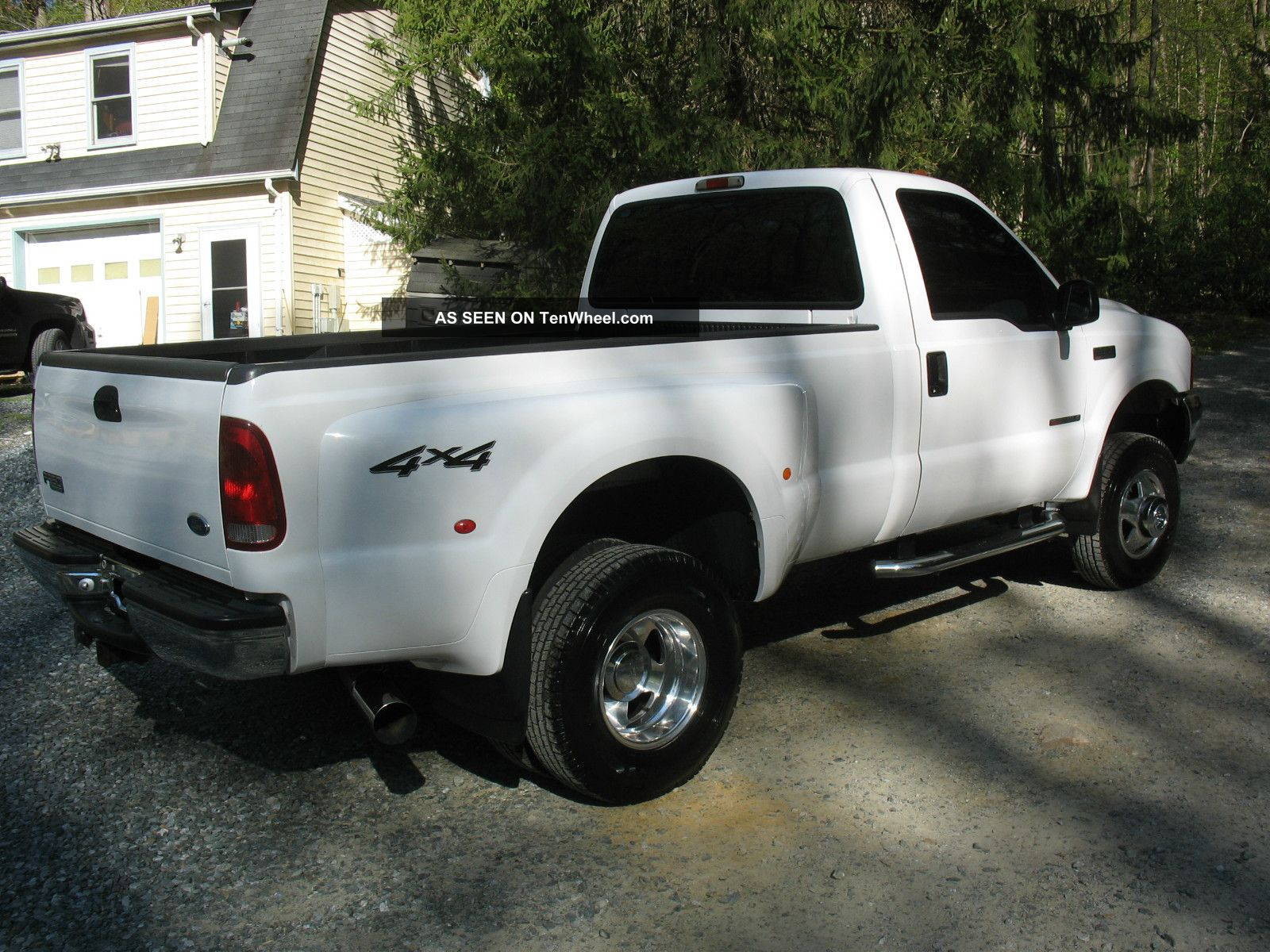 2000 ford f350 diesel 4x4 dually. Black Bedroom Furniture Sets. Home Design Ideas