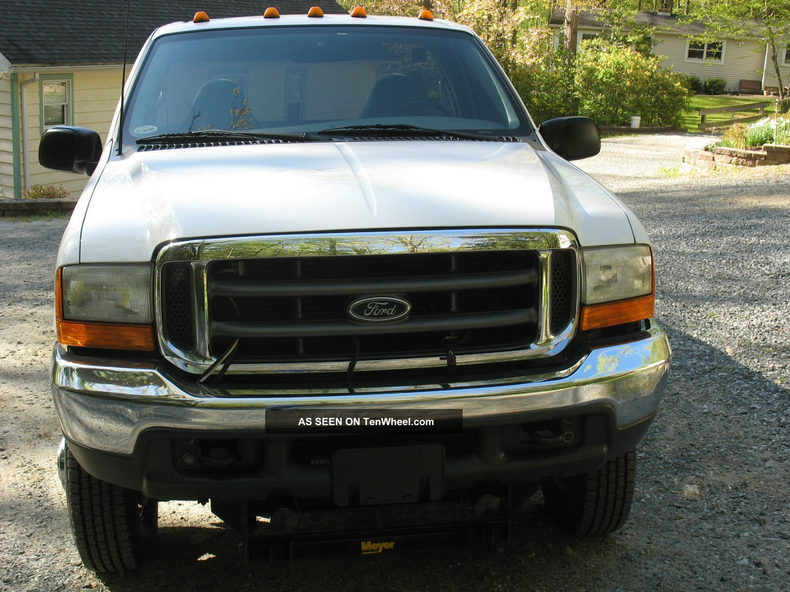 ford 2000 f350 diesel