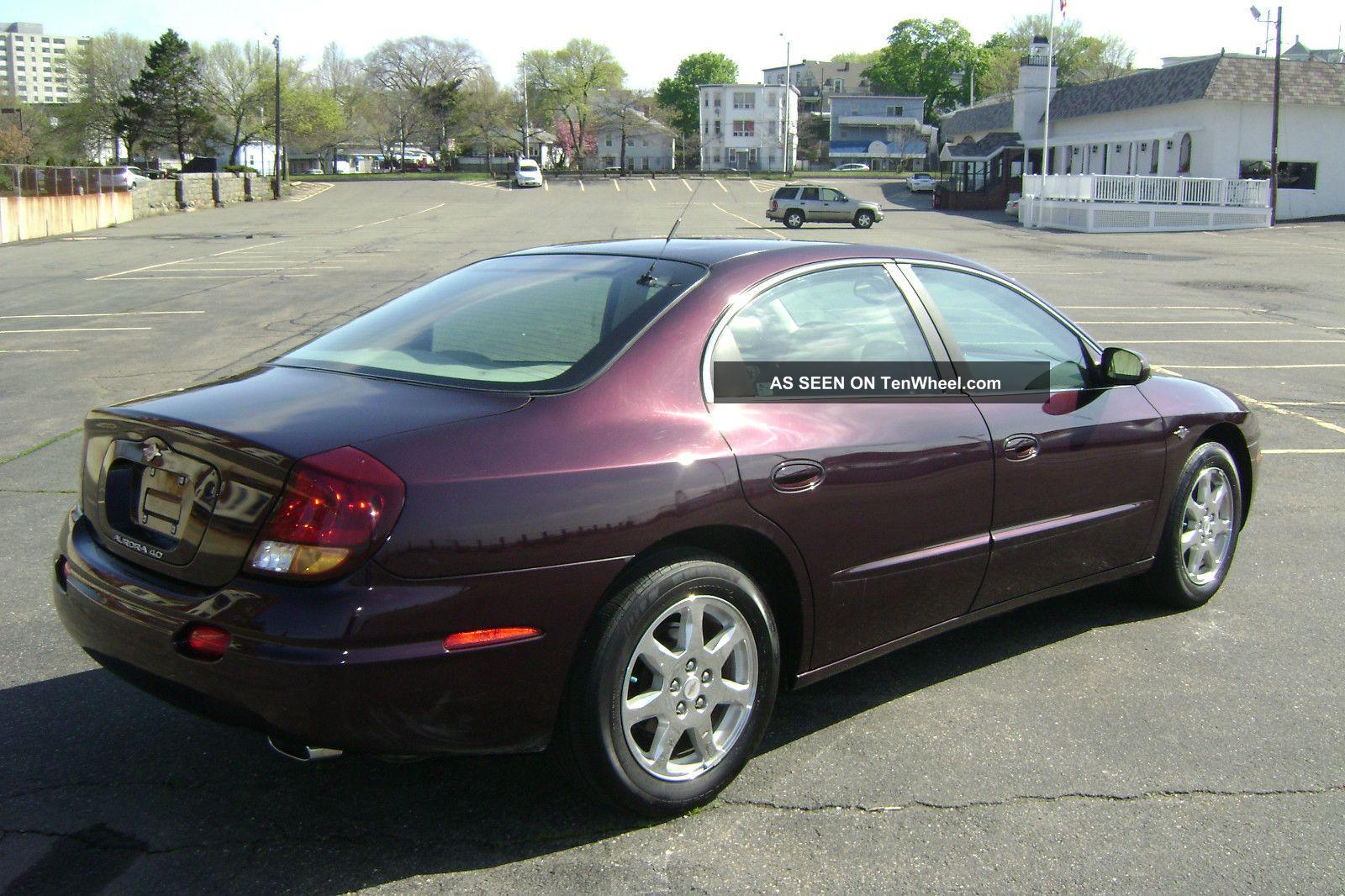 2003 Olds Oldsmobile Aurora Limited - 299.7KB