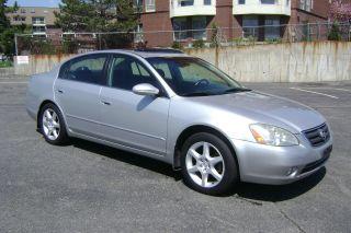 2004 Nissan Altima Se V6 Auto photo