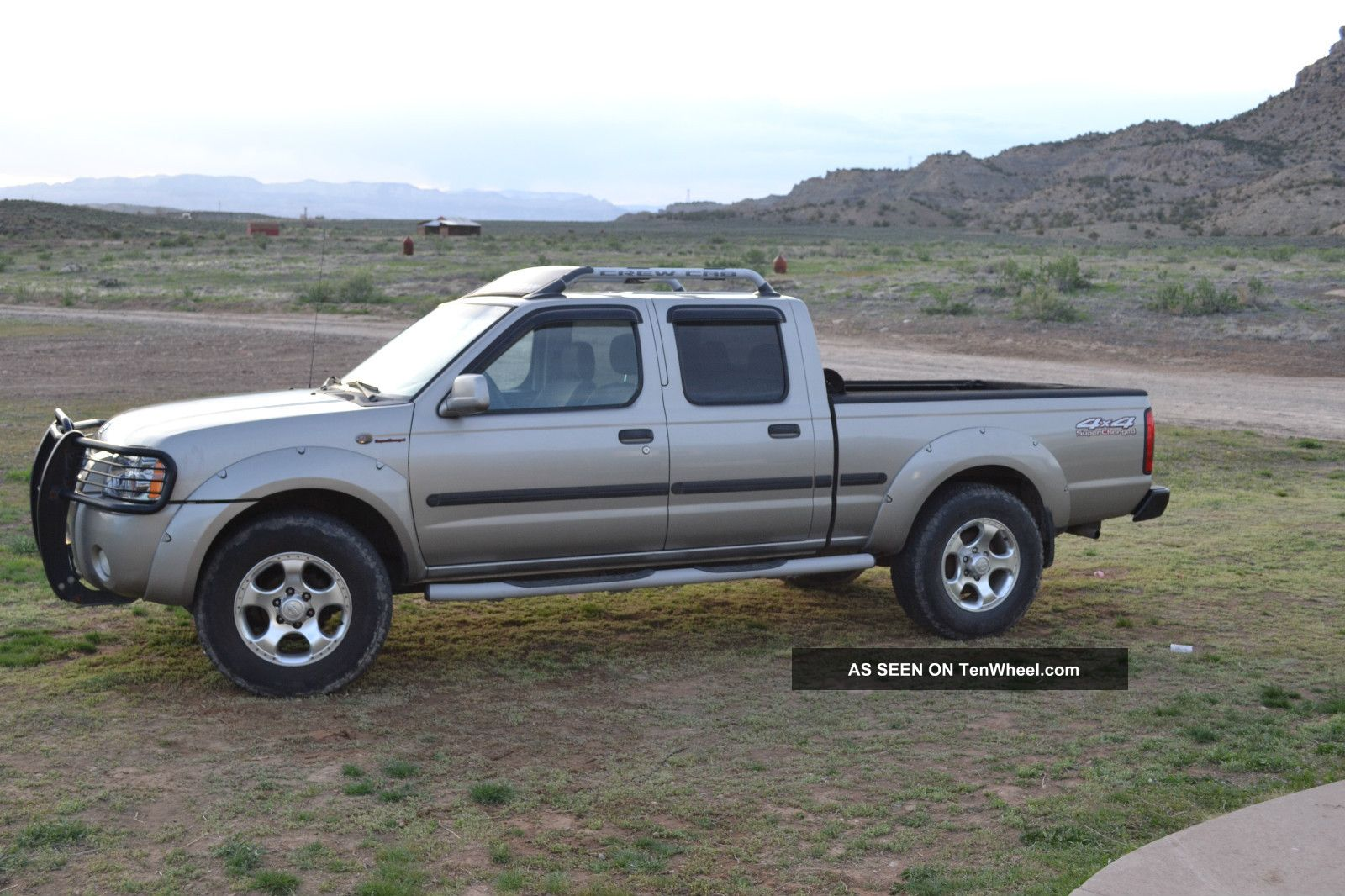 2002 Nissan Frontier Crew Cab Supercharged 4x4 Frontier photo