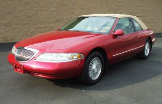 Lincoln Mark Viii Limited Edition Thumb Lgw on 1997 Lincoln Mark 8 Engine
