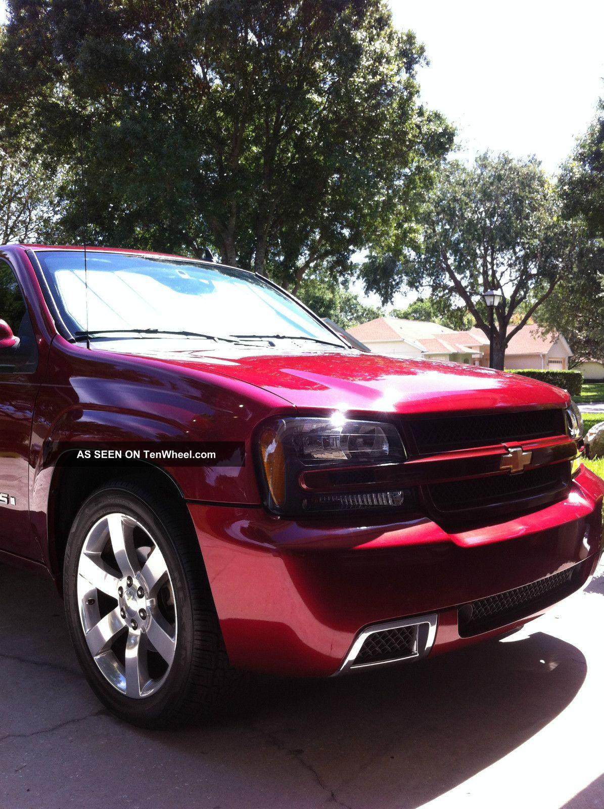 2007 Chevrolet Trailblazer Ss 6. 0l Ls2