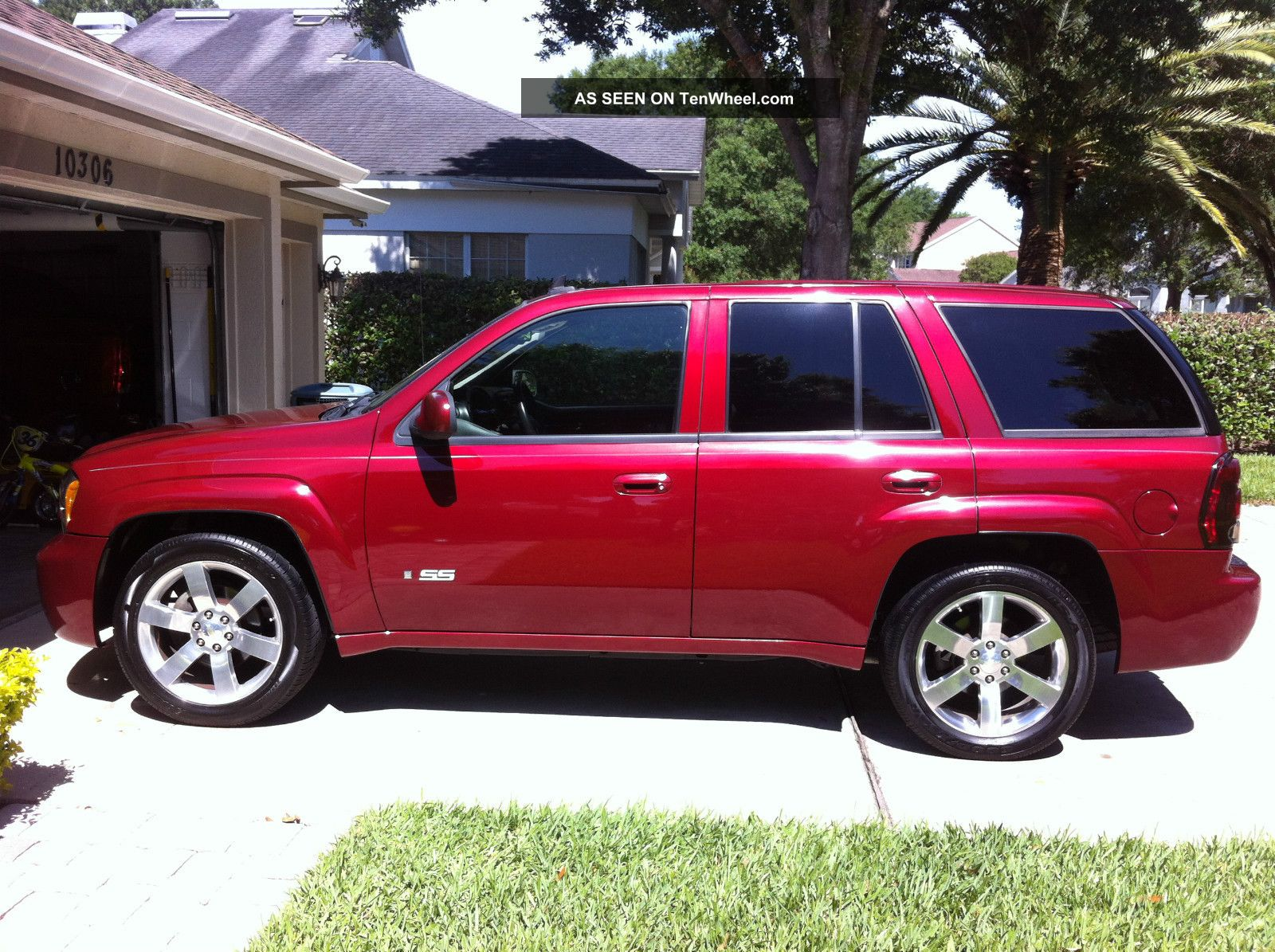 2007 Chevrolet Trailblazer Ss 6 0l Ls2 Corolla Fuel Filter Location