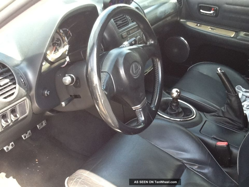 2002 lexus is300 manual transmission for sale