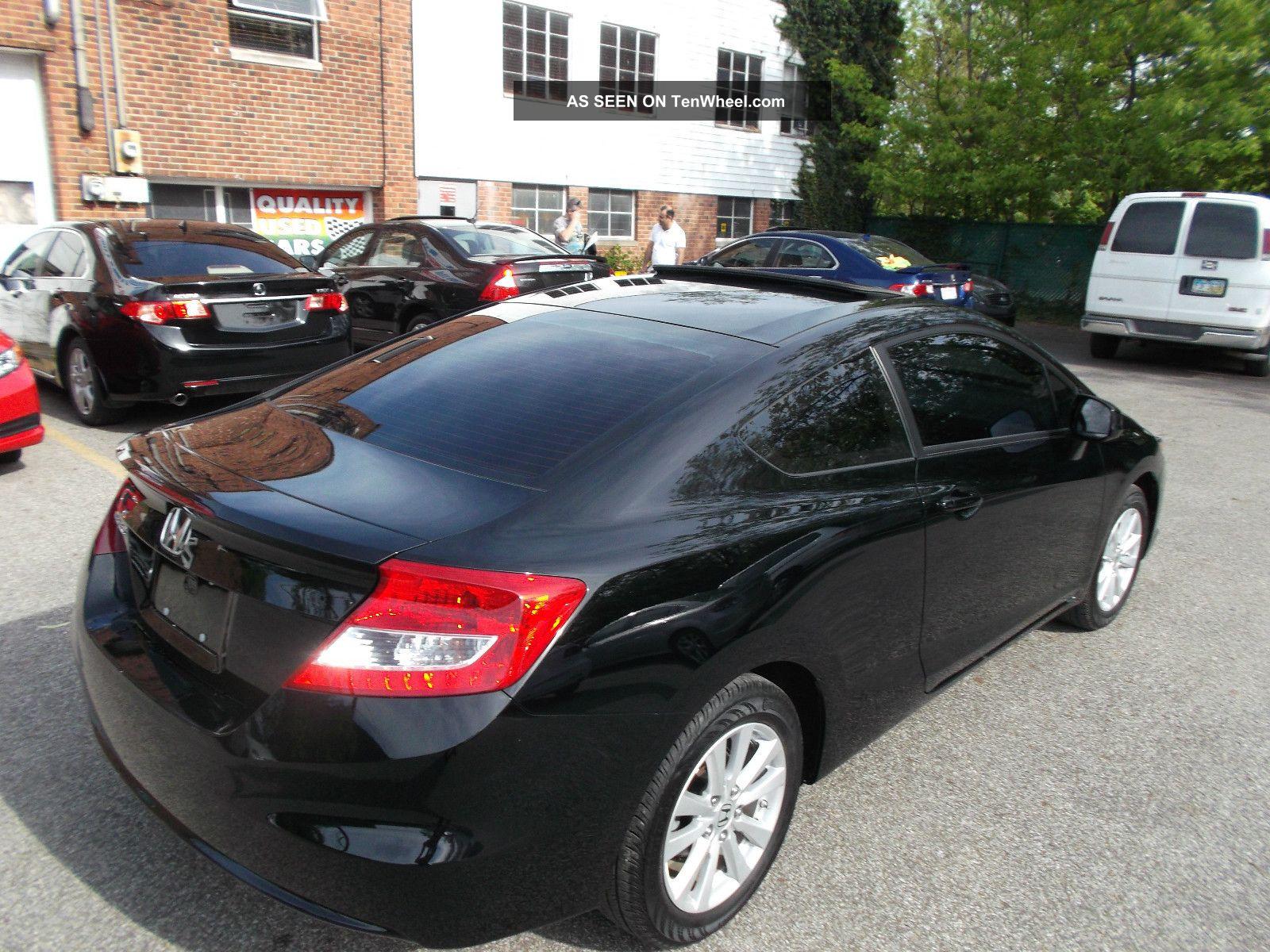 Honda Civic Ex Coupe Door L Lgw
