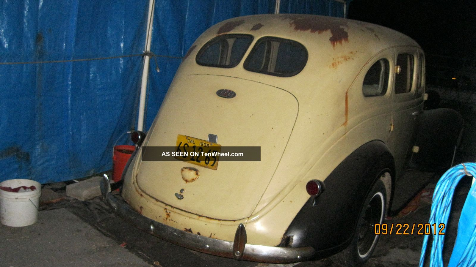 1938 Fastback Plymouth Other photo