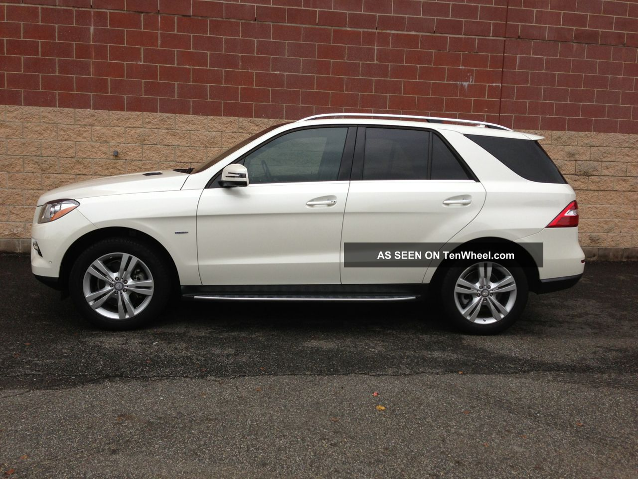 2012 mercedes benz ml350 bluetec for Mercedes benz ml350 bluetec