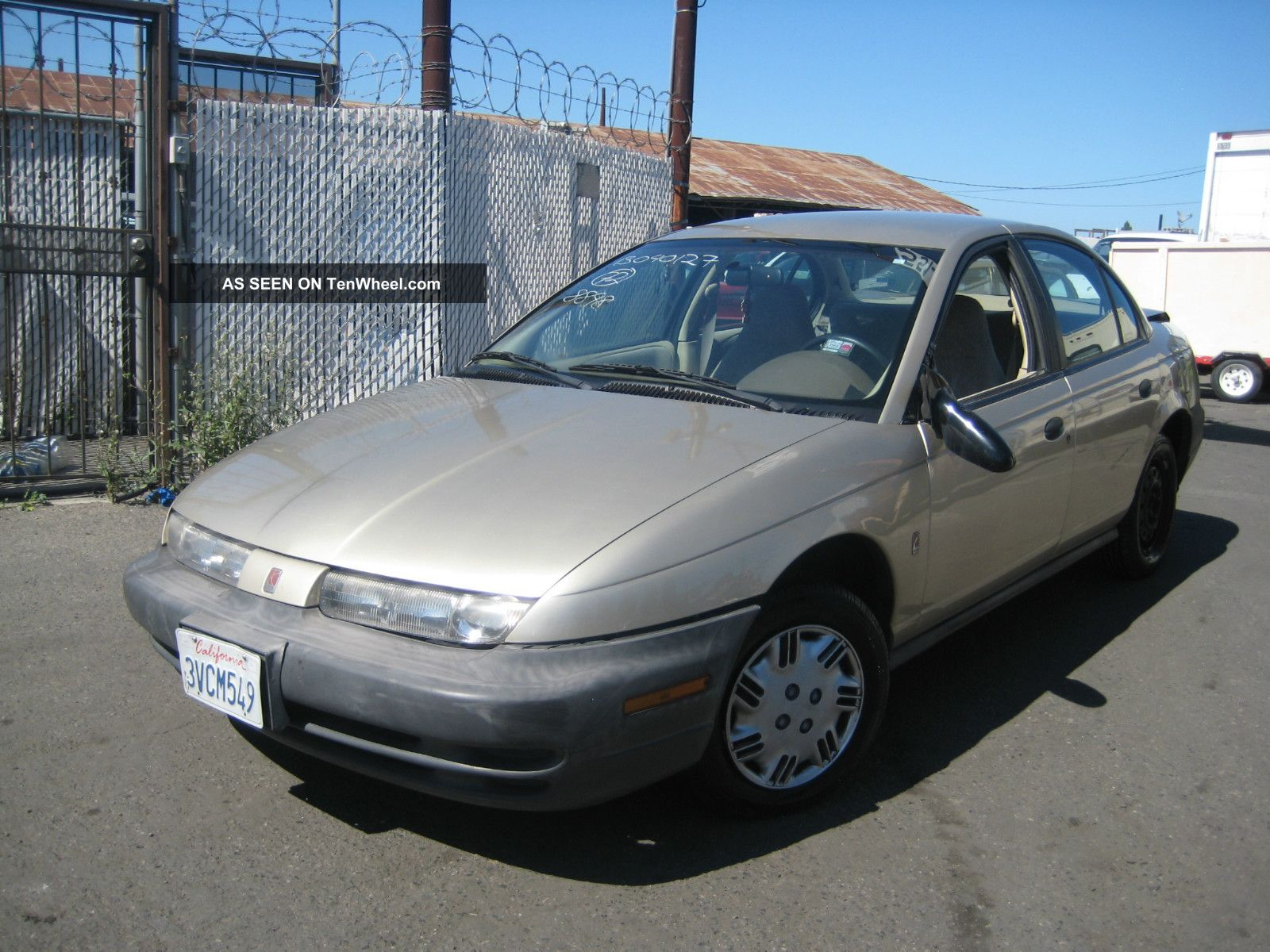 1997 Saturn Sl1 Base Sedan 4 - Door 1.  9l, S-Series photo