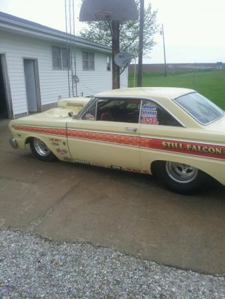 1965 Ford Falcon Drag Car photo