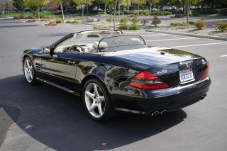 2007 Mercedes Sl55 Amg photo