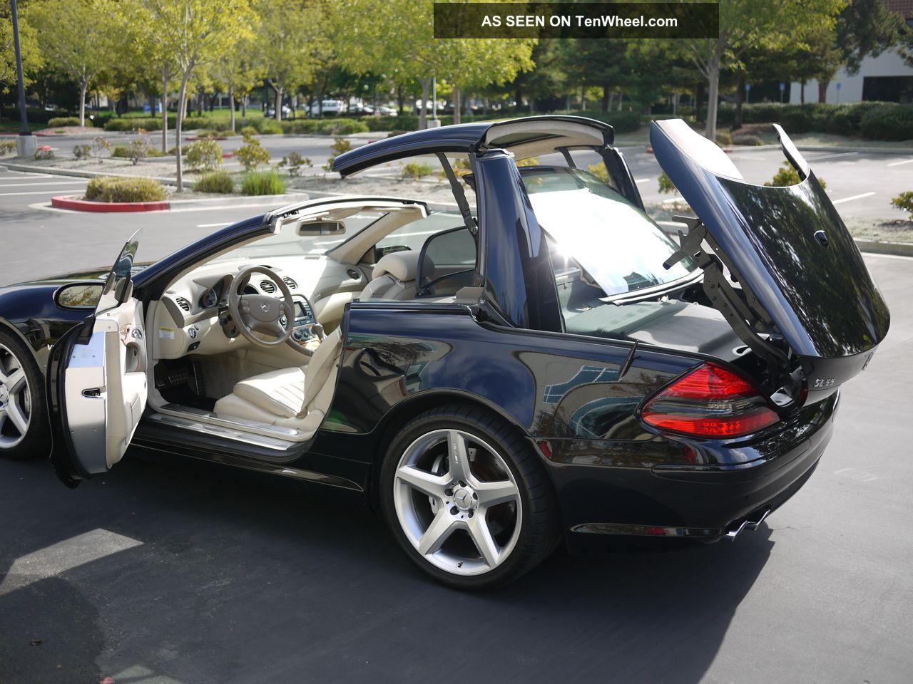 Mercedes sl55 engine specs mercedes free engine image for Mercedes benz sl55 amg specs