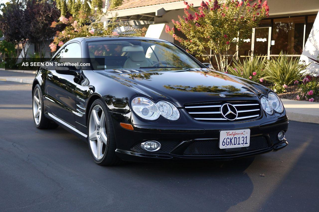 Mercedes Sl Amg Lgw