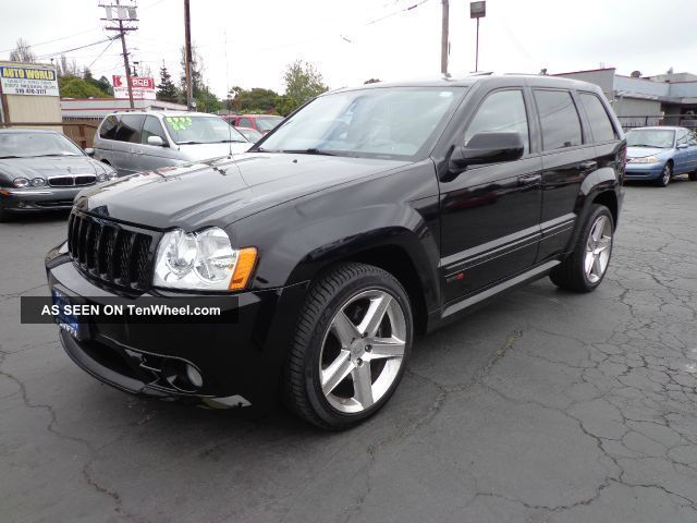 2007 jeep grand cherokee srt8 sport utility 4 door 6 1l grand. Cars Review. Best American Auto & Cars Review