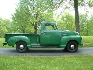1949 Chevrolet 31000 Pickup Truck photo