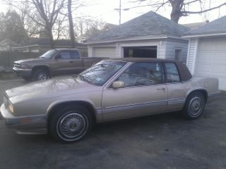 1989 Cadillac Eldorado Base Coupe 2 - Door 4.  5l - Lowered Opening Bid - photo