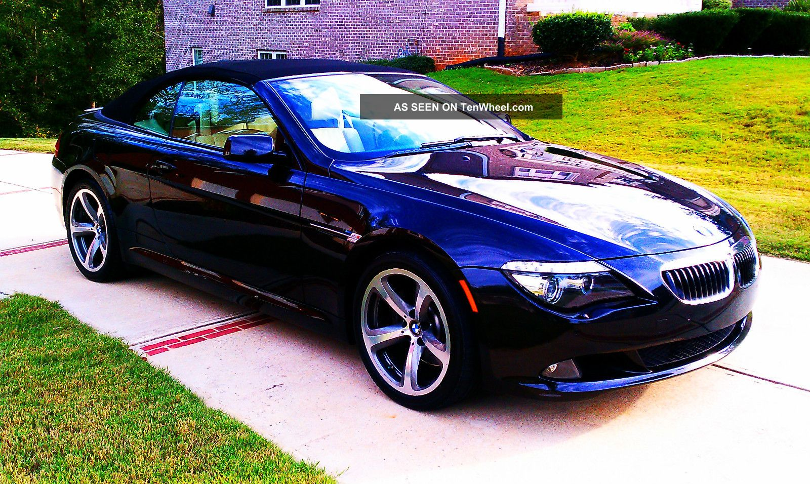 2008 Bmw 650i Base Convertible 2 Door 4. 8l 6 Series photo