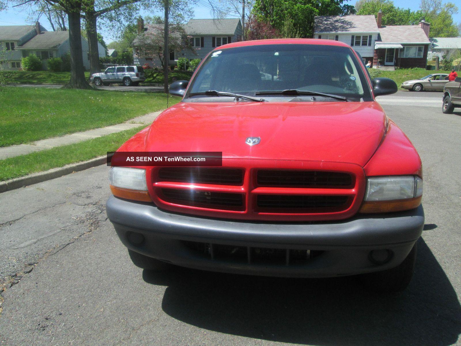 Dodge Dakota Extended X L V Engine Will Sell Lgw on 2003 Dodge Dakota Extended Cab Specs
