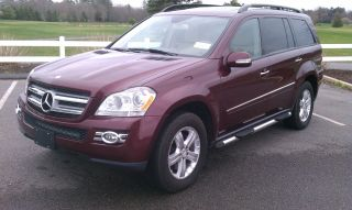 2007 Mercedes - Benz Gl450 4 Matic Sport Utility 4 - Door 4.  6l Loaded photo