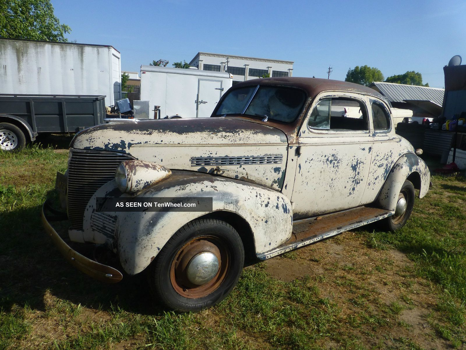 1939 chevy 2 door coupe for 1939 chevy 2 door