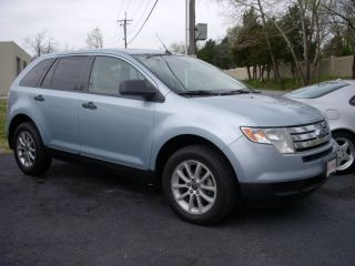 2008 Ford Edge Sl - Dvd - All Pwr Options - Michelin Tires - Priced To Sell photo