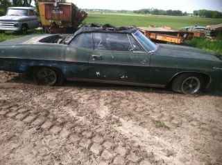 1968 Pontiac Catalina Base 6.  6l photo
