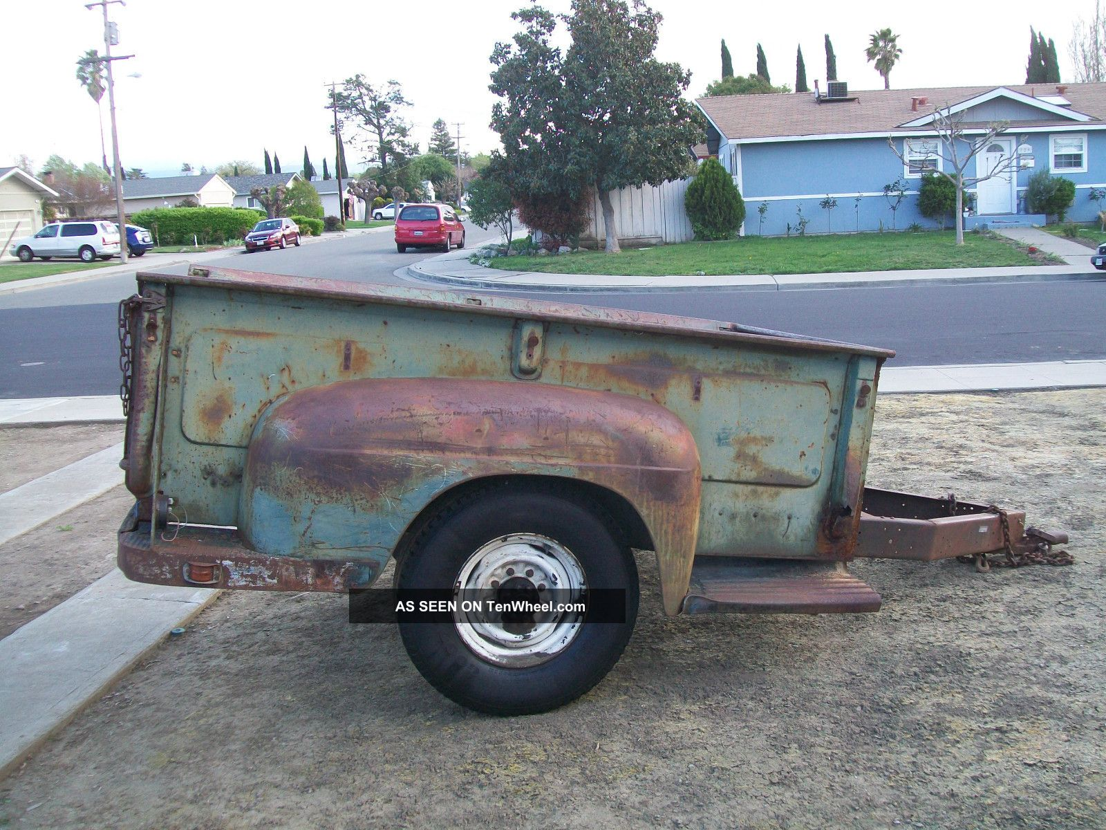 1948 - 1951 Ford F - 2 Bed F-250 photo