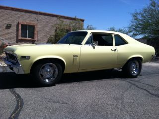 You Are Looking At My 1969 Nova Ss,  396 - 375 Hp,  4spd,  12 Bolt W / 410 Gears photo