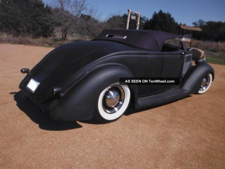 1936 Ford 1935 Roadster Other photo