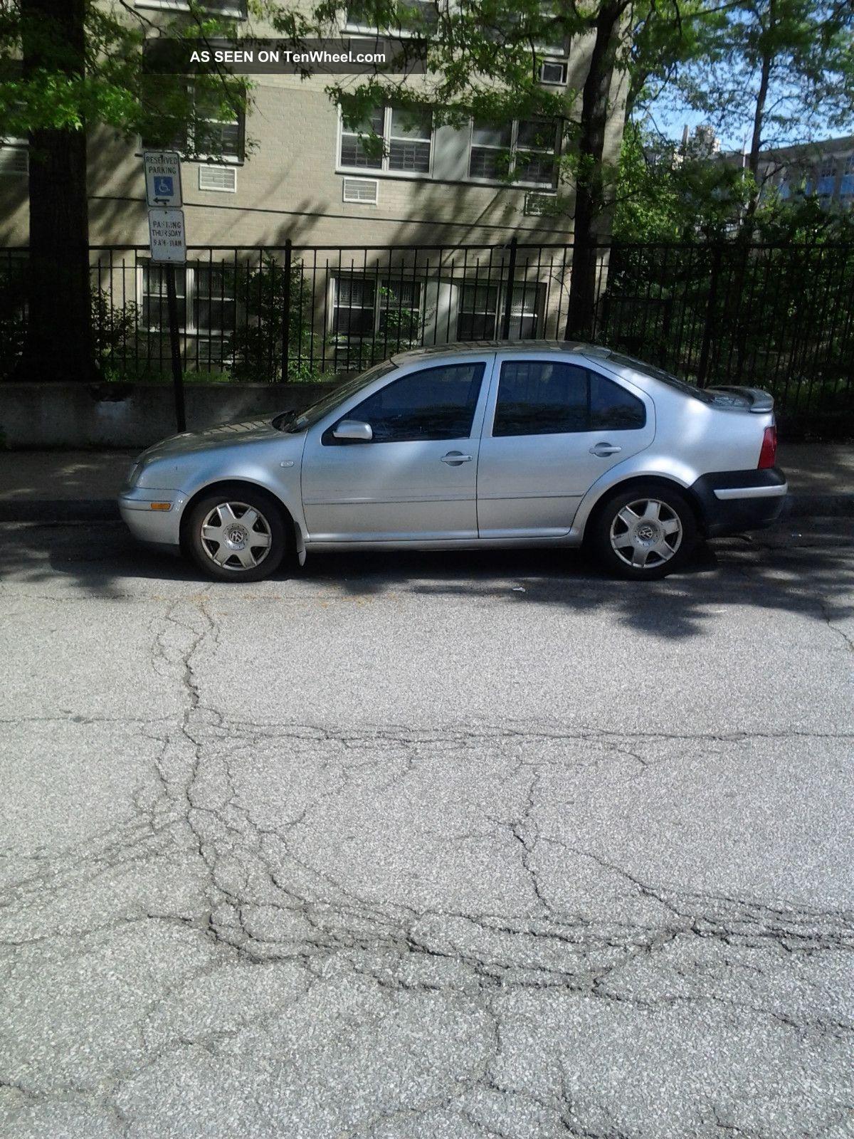 2000 Volkswagen Jetta Glx Sedan 4 - Door 2.  8l Jetta photo