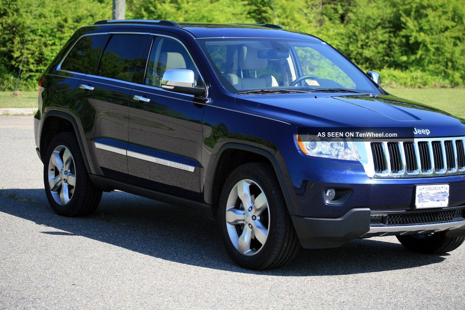 2012 jeep grand cherokee limited panoramic xm 20 wheels keyless. Black Bedroom Furniture Sets. Home Design Ideas