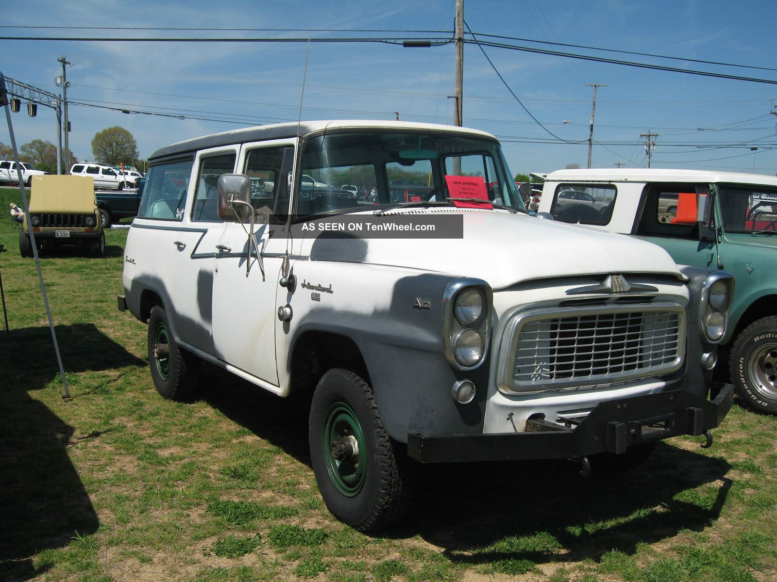 1959 International Harvester A - 120 Travelall 4x4 Other photo