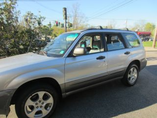 2003 Forester Xdrive All Wheel Drive 4cylinder 60k Clear Title N / R photo