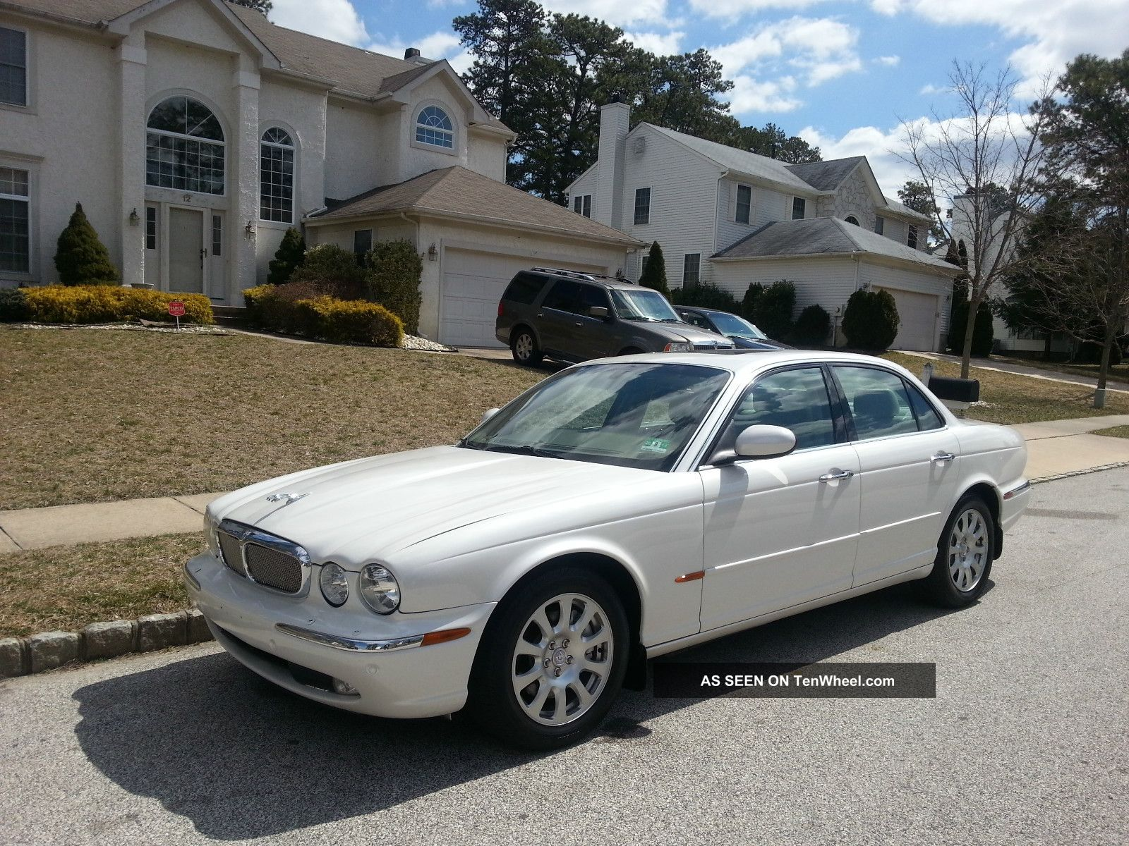 2004 Jaguar Xj8 Popular Color