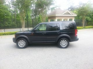 2005 Land Rover Lr3 Se 7 Pass 1 Georgia Owner All Service Records photo