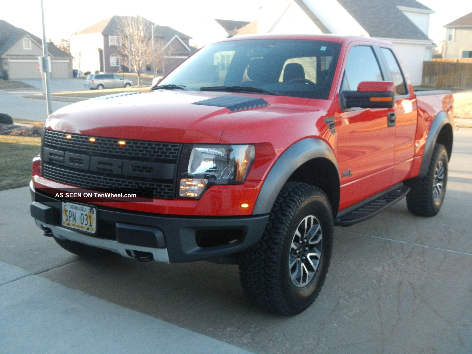 2012 ford f150 raptor svt extended cab 4 door 6 2 l. Black Bedroom Furniture Sets. Home Design Ideas