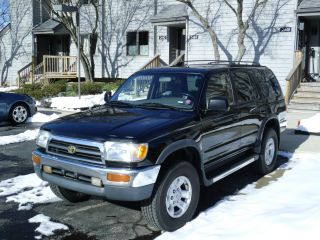 1997 Toyota 4runner Sr5 Sport Utility 4 - Door 3.  4l photo