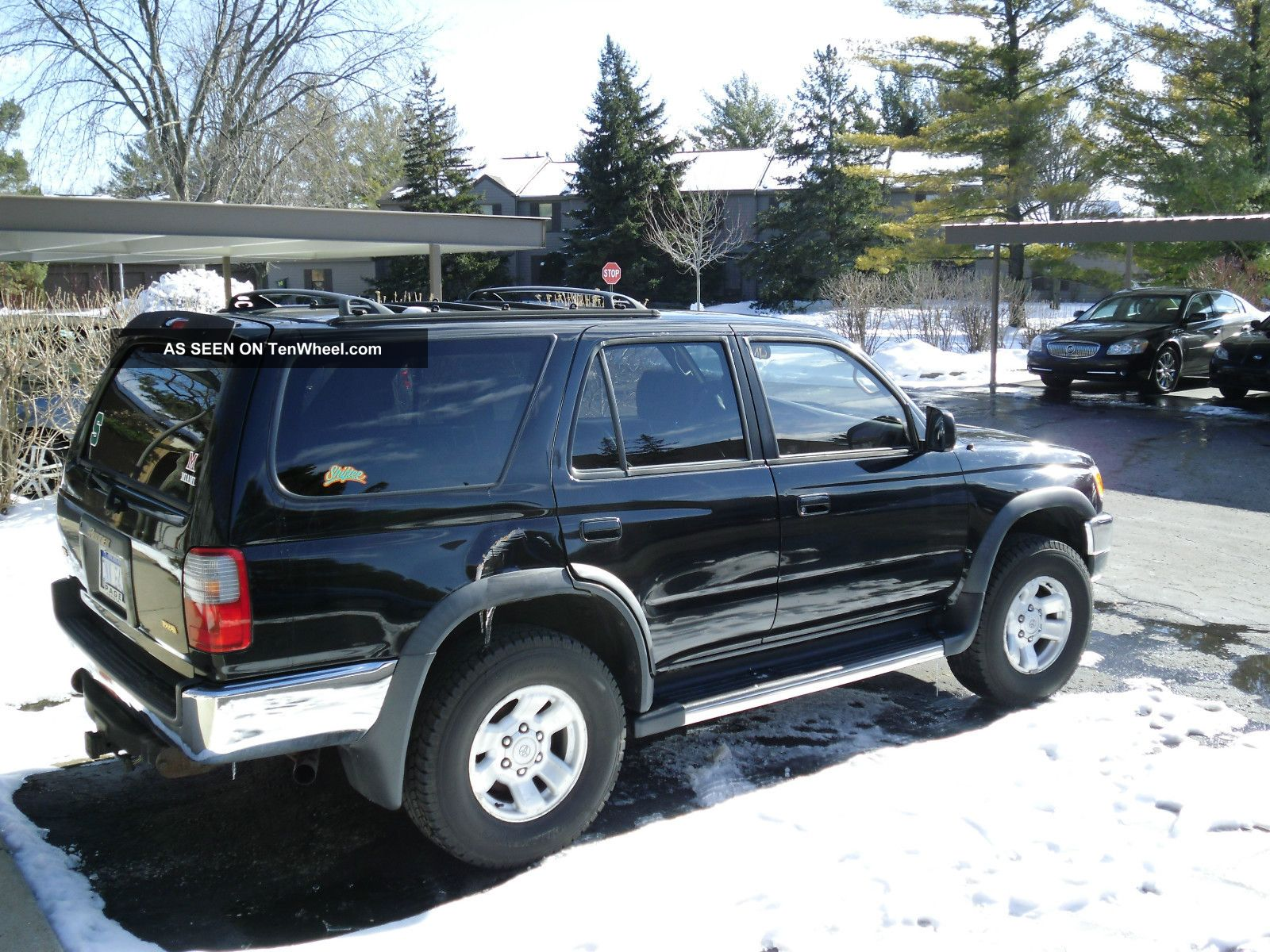 1997 toyota 4runner sr5 sport utility 4 door 3 4l. Black Bedroom Furniture Sets. Home Design Ideas