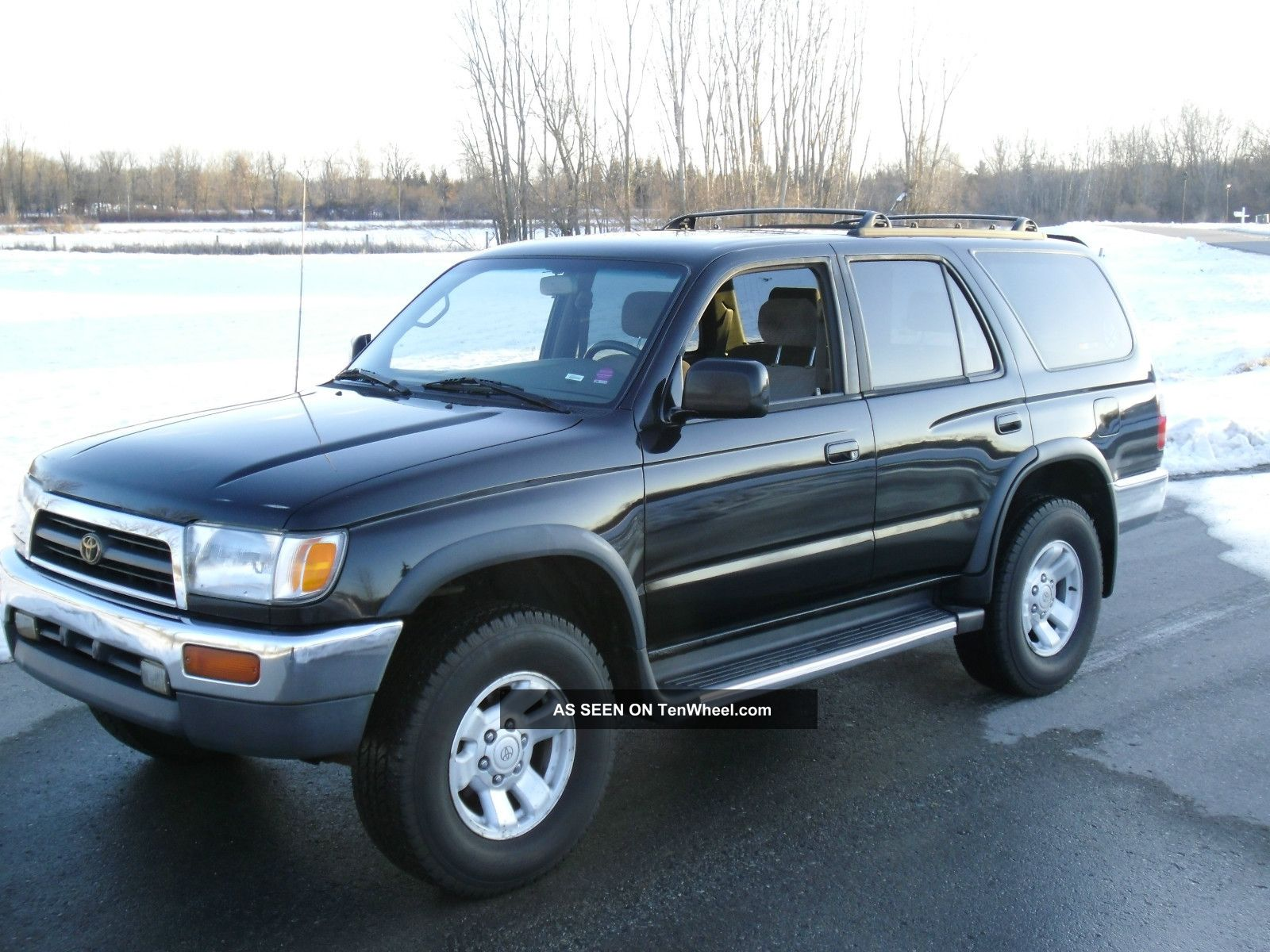 Toyota Tacoma Bull Bars Autoanything Com >> Toyota Land Cruiser Grille Guards Bull Bars Autoanything ...