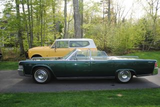1965 Lincoln Continental Convertible - Mechanically photo