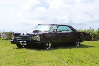 1966 7 Liter Galaxie 500 4 Speed photo