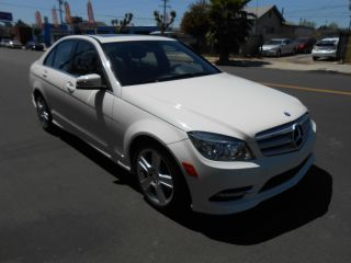 2011 Mercedes - Benz C300 Sport Sedan 4 - Door 3.  0l photo