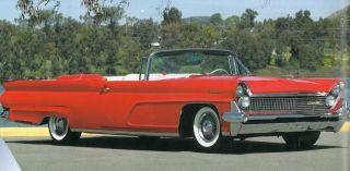 1959 Lincoln Continental Mkiv Convertible photo