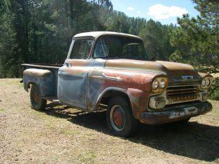 1958 Chevrolet Pickup photo