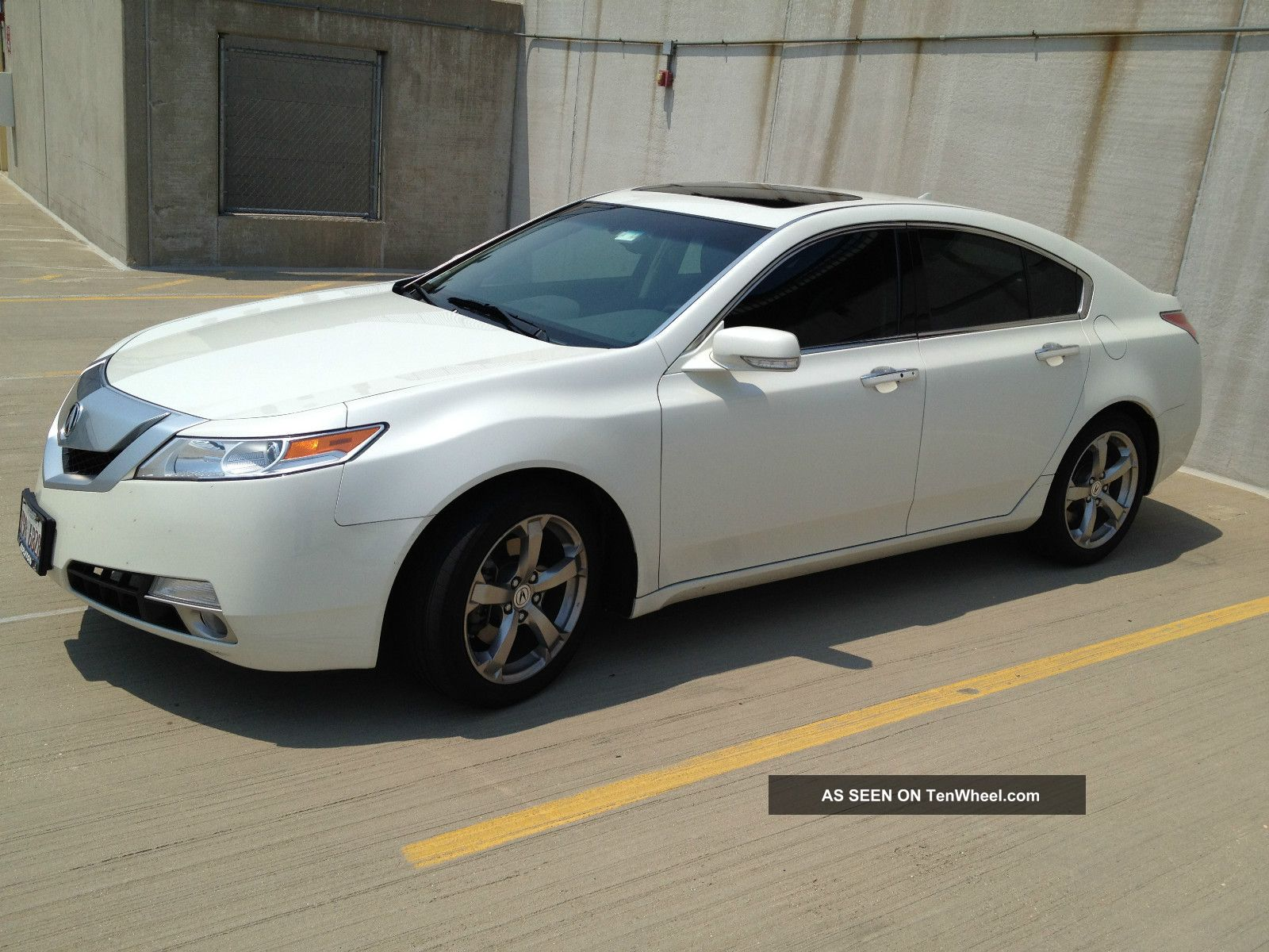 2010 Acura Tl Sh - Awd Tech Package With 120,  000 Mile TL photo