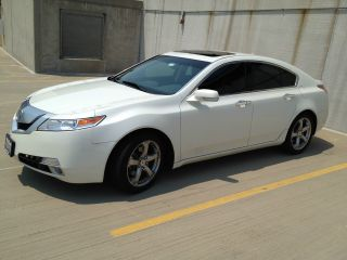 2010 Acura Tl Sh - Awd Tech Package With 120,  000 Mile photo